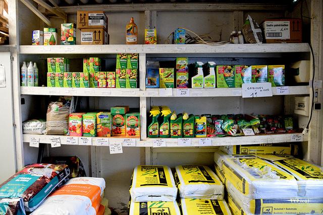 Oublier les pesticides