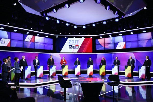 L'infotainment tire son épingle du jeu politique