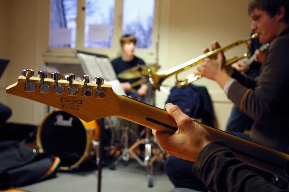 Le jazz inspire les ados