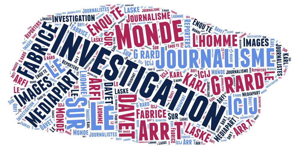 Réseaux internationaux d'enquête