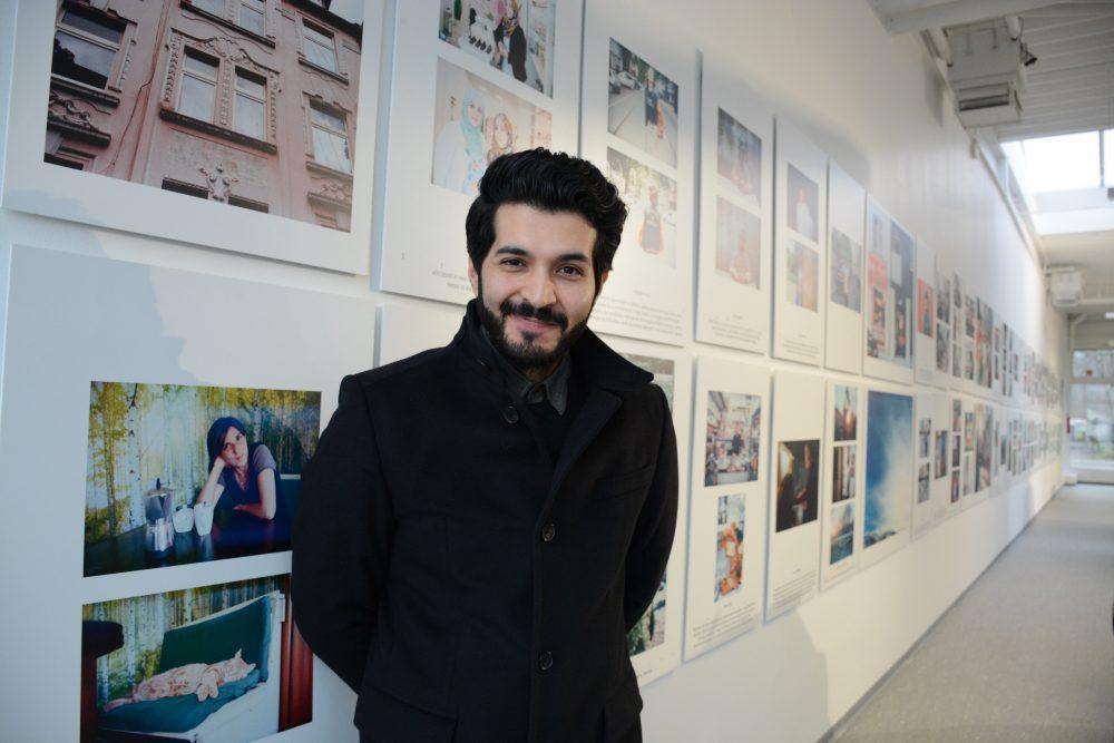Peyman Azhari photographie l'Allemagne de l'immigration