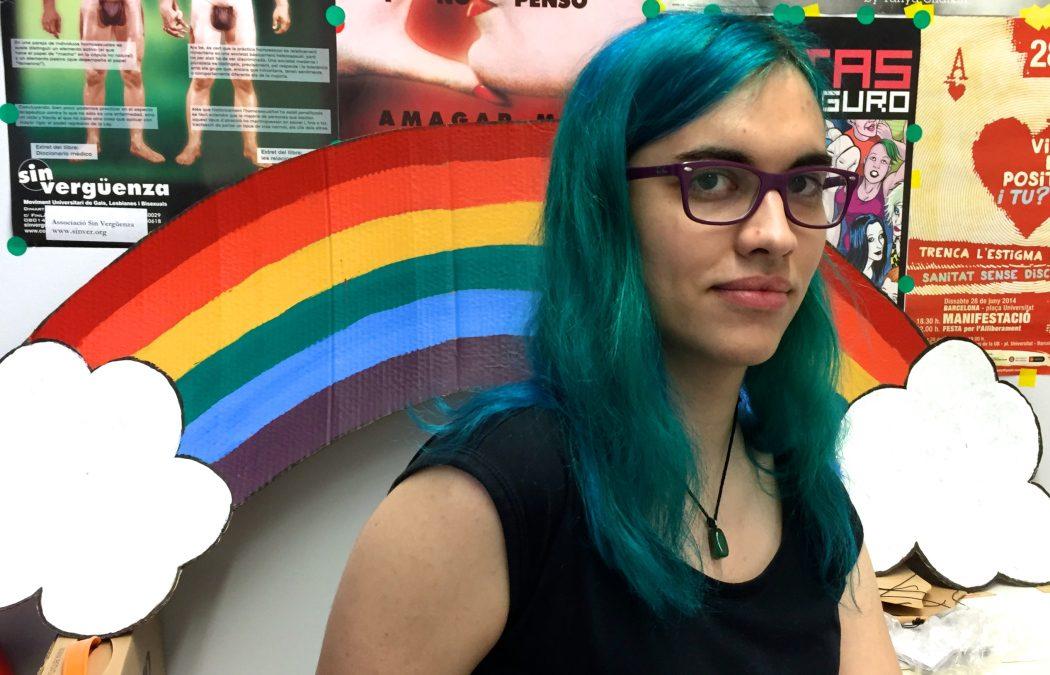 Marina Sauca, transsexuelle « sin vergüenza »