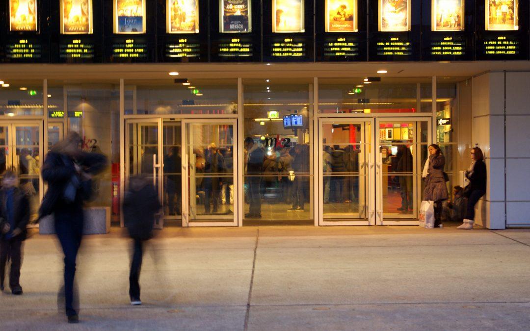 Les cinémas français broient du noir