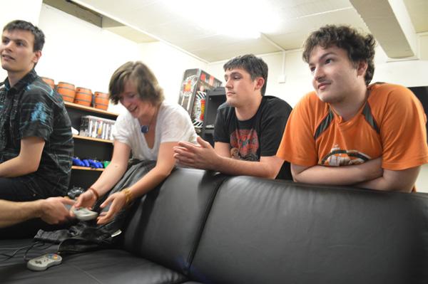 Les jeux vidéo n'isolent pas
