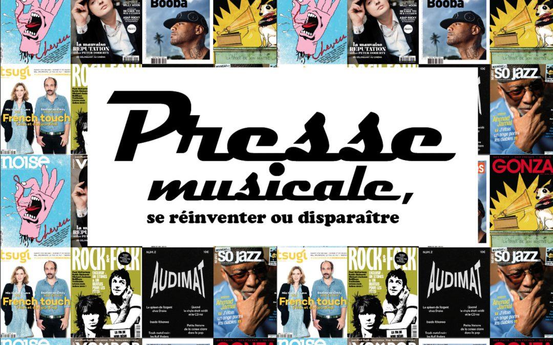 Presse musicale