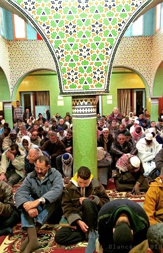 photo mosquée