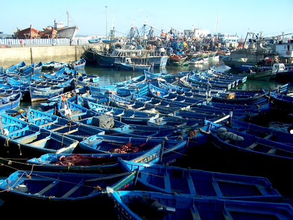 Essaouira à l'heure des Gnaouas