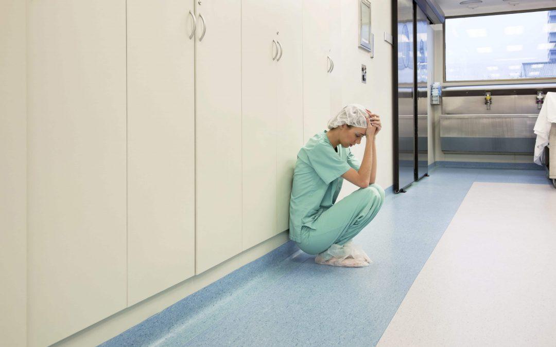 Quand l'étudiant infirmier souffre à l'hôpital