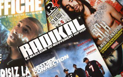 Presse magazine rap