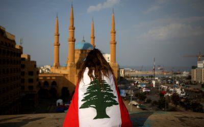 Jeunes à Beyrouth