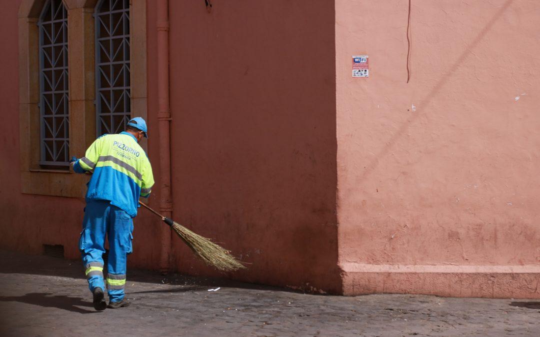 Marrakech, le grand ménage