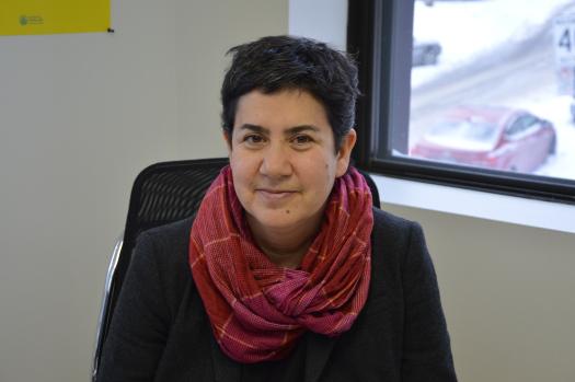 Mona Greenbaum, la lutte d'une mère engagée