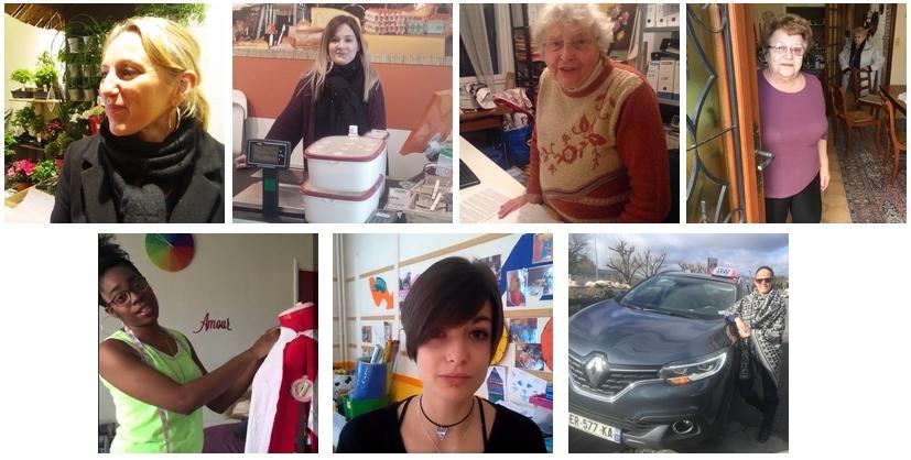 8 mars : femmes au quotidien