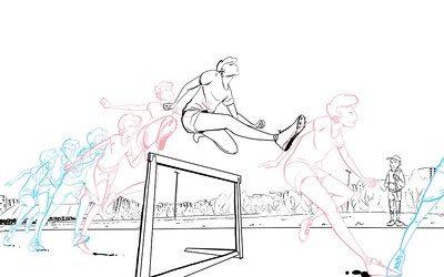 Le sport amorce sa transition